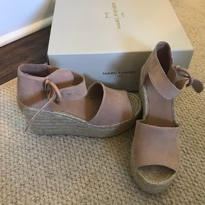 42efd169fa67 Marc Fisher Shoes - Marc Fisher Alida espadrille wedge